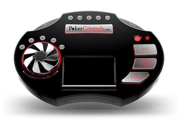 Poker controller wireless casino table games roulette